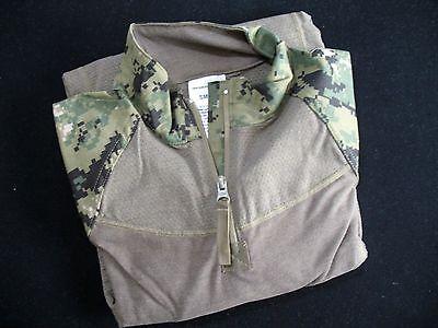 New Balance AOR2 Combat Shirt Size Small Navy Seal NSW