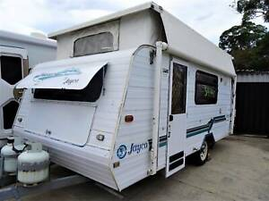 USED Jayco Pop Top Caravan | 1994 16ft Erina Gosford Area Preview