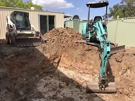 Excavations/ Dirt Removal
