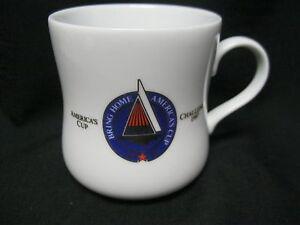 Cup-Mug-Tasters-Choice-Sail-Americas-1987-Cup-Challenge-Sail-Boat
