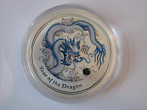 1-oz-2012-Perth-Mint-Australian-Silver-Colorized-White-Lunar-Year-of-the-Dragon