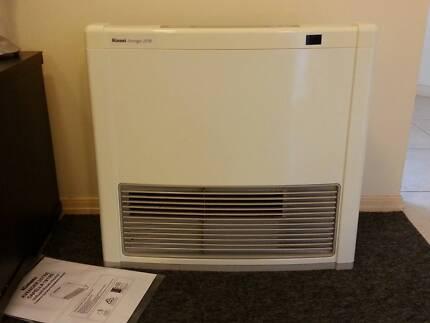 Gas Heater RINNAI AVENGER 25 TRE/PLUS PORTABLE UNFLUED LPG/BOTTLE Alstonville Ballina Area Preview