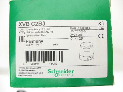 SCHNEIDER ELECTRIC XVB C2B3 GREEN SIGNAL LIGHT NOS