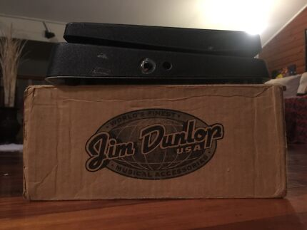 Jim Dunlop Cry Baby Wah Indooroopilly Brisbane South West Preview
