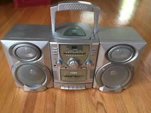 Coby mini portable CD Stereo system *ON HOLD*