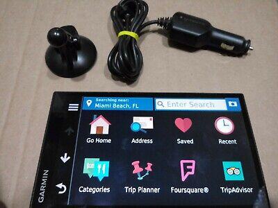 "Garmin - DriveSmart 61 LMT-S 6.95"" GPS with Built-In Bluetooth-010-01681-02"