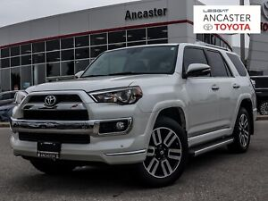 2014 Toyota 4Runner LIMITED|LEATHER|SUNROOF|BLUETOOTH|CAMERA