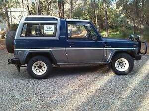 1989 Daihatsu Rocky Coupe 4X4 Jarrahdale Serpentine Area Preview