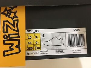 New NMD R1 Footlocker exclusive 2017 DS Men US 10 Perth Perth City Area Preview