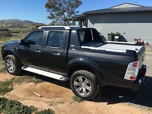 2011 Ford PK Ranger Ute Capital Hill South Canberra Preview
