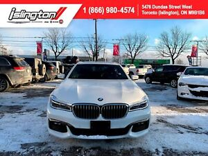 2017 BMW 7 Series xDrive CERTIFIED & E-TESTED! **SPRING SPECIAL!