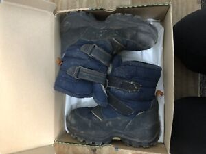Boys boots size 34- ciciban