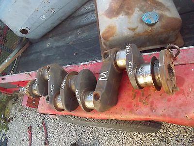 Farmall M Early Sm Ih Tractor Good Engine Motor Crankshaft Crank Shaft Gear