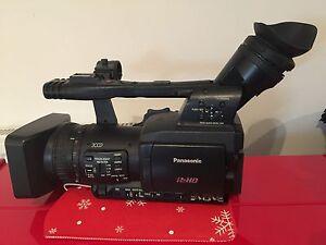 PANASONIC AG-HPX171E Camera recorder P2
