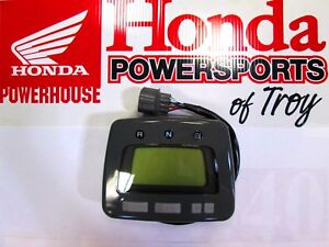 GENUINE HONDA OEM 2001-2004 TRX500FA RUBICON SPEEDO METER CLUSTER 37200-HN2-003