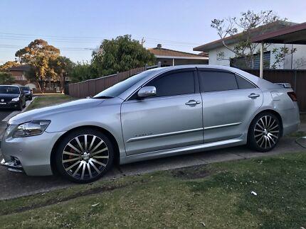 Trd Aurion Cars Vans Utes Gumtree Australia Fairfield Area