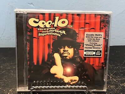 NEW Cee Lo Green and His Perfect Imperfections [PA] by Cee Lo Green CD,