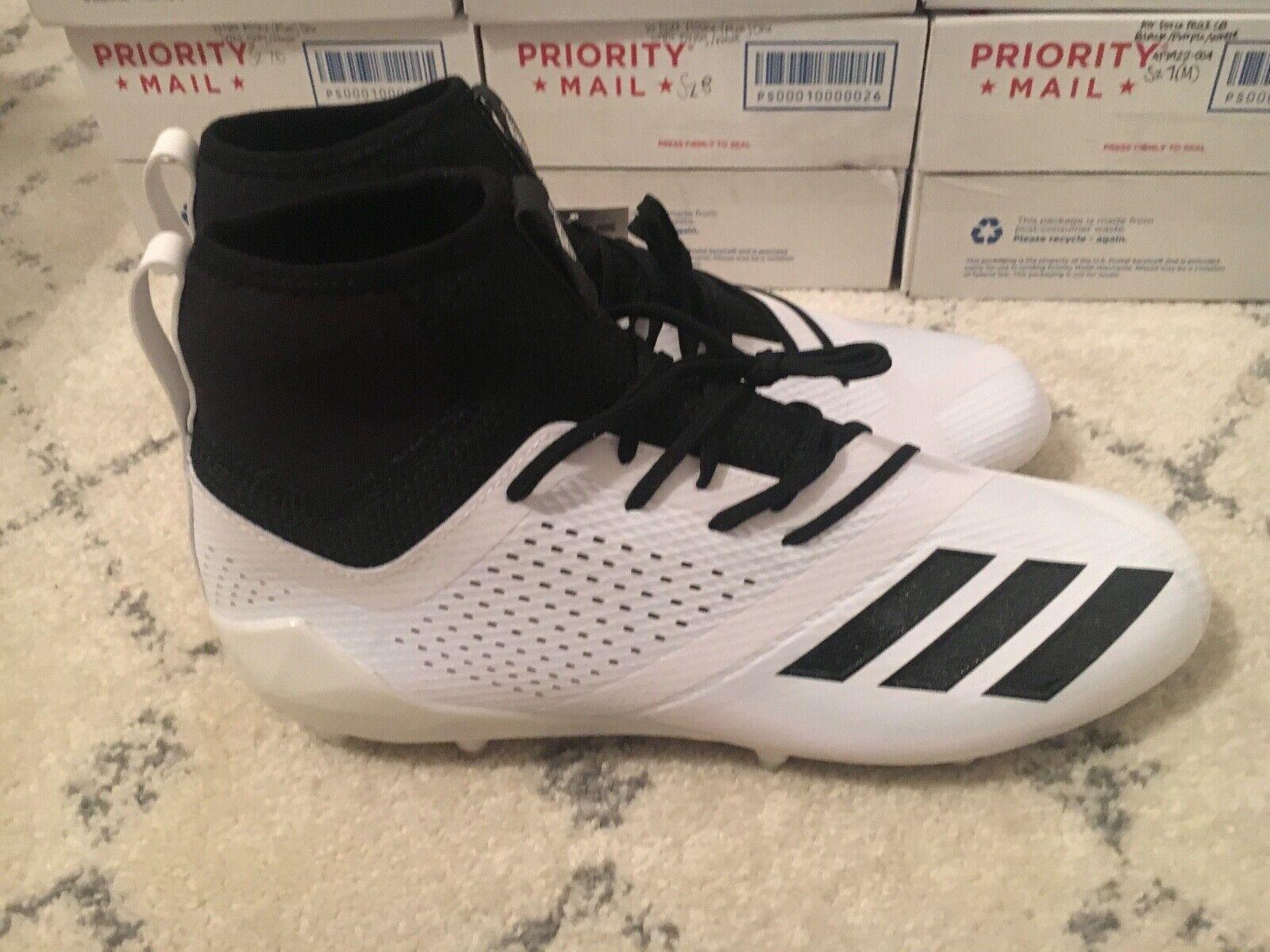 Adidas Adizero 5-Star 7.0 SK Football Cleats White Black CQ0
