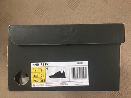 Adidas NMD Triple Black Japan US8