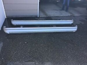 Running boards for dodge 2500