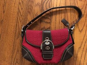 Coach purse. New