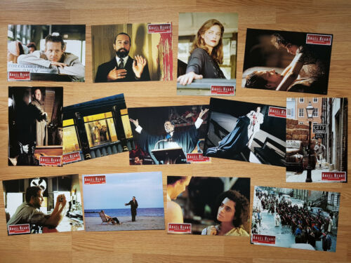 ANGEL HEART rare set 13 German lobby cards CH. RAMPLING 1987 Fantasy ALAN PARKER