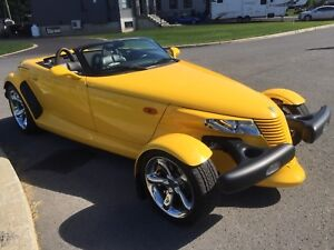 Plymouth Prowler 2000 Impeccable 7500miles