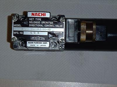 Nachi Hydraulic Solenoid Valve