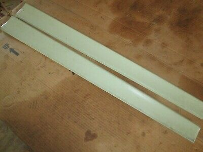 Oliver Tractor 770 Late Brand New Side Panel Strips Nos