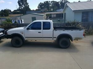 99 ford Courier space cab