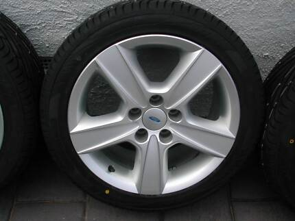 WANTED TO BUY: FALCON XR6 FACTORY 17 OR 18 IN RIMS Adelaide CBD Adelaide City Preview