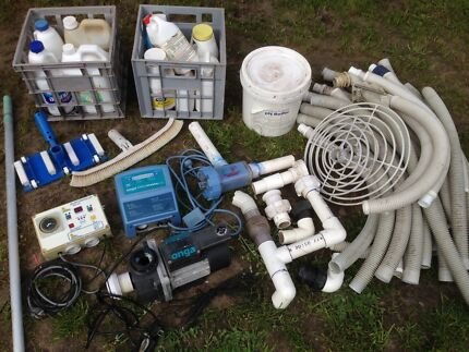 Pool equipment Blackburn South Whitehorse Area Preview