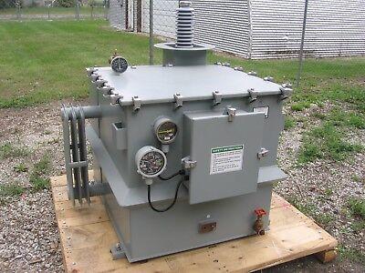 Nwl 151.5 Kva Transformer Rectifier Set For Precipitator 460v In 65 Kv Dc Out