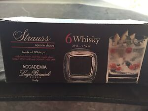 Strauss Whisky glasses Sorell Sorell Area Preview