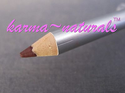 Lip Liner Blackberry (BLACKBERRY JAM - Dark Purple LIP LINER PENCIL Mineral Makeup Natural - Full Size)