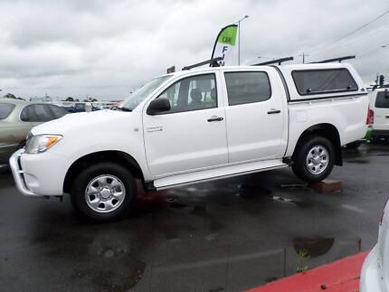 2006 Toyota Hilux Dual Cab Turbo Diesel Ute Traralgon East Latrobe Valley Preview