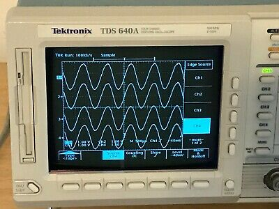Tektronix Oscilloscope Tds640a 500hz 2gss In Perfect Working Condition.