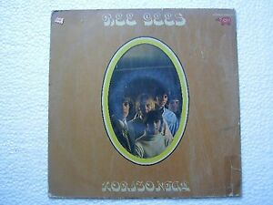 BEE-GEES-HORIZONTAL-RARE-LP-record-vinyl-INDIA-INDIAN-EX