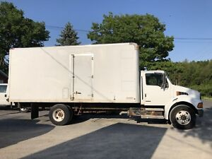 2001 Stirling Acterra 5 ton truck