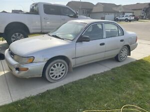 1994 toyota corolla - Priced for quick sale