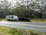 TRIPLE BUNKS, TOILET, SHOWER & HEAPS OF STORAGE 5 berth Werombi Wollondilly Area Preview