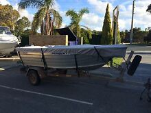 SEA JAY 3.85 ANGLER HUGE 2014 DINGHY Joondalup Joondalup Area Preview