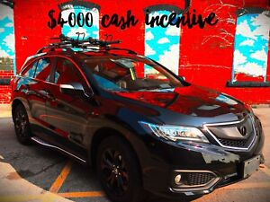 Lease Takeover - 2017 Acura RDX Elite LOADED  *$4000 INCENTIVE