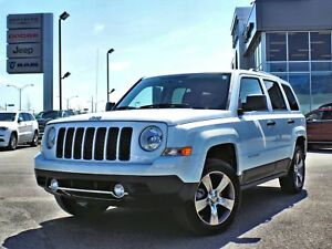 Jeep Patriot High Altitude 4x4 2017 CUIR/TOIT