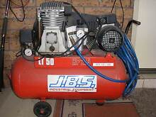INDUSTRIAL COMPRESSOR LT50 2.5hp240volt50hz-PLUS EXTRAS Soldiers Point Port Stephens Area Preview