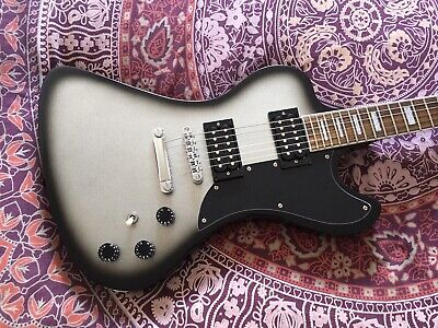 Acepro RD Style Electric Guitar Silverburst Set Neck Ibanez Pickups