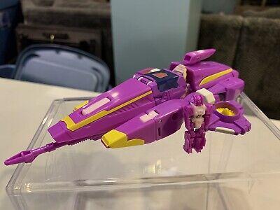 Transformers Titans Return NAUTICA Complete Deluxe Chaos on Velocitron