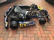 Go Kart with 125 Rotax Werribee South Wyndham Area Preview