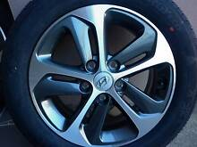 BRAND NEW Hyundai i30 ALLOYS AND TYRES - SET OF 4 Mount Gravatt Brisbane South East Preview