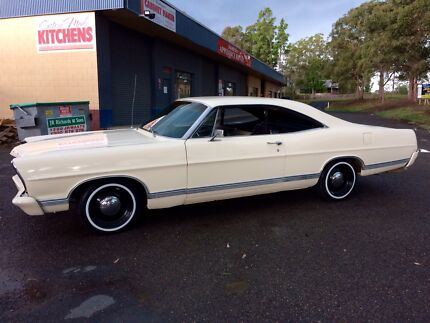 1967 Ford Galaxie 500 - 2 Door Hardtop (Chev, Muscle, Rod, Xy, Xw, Xa)